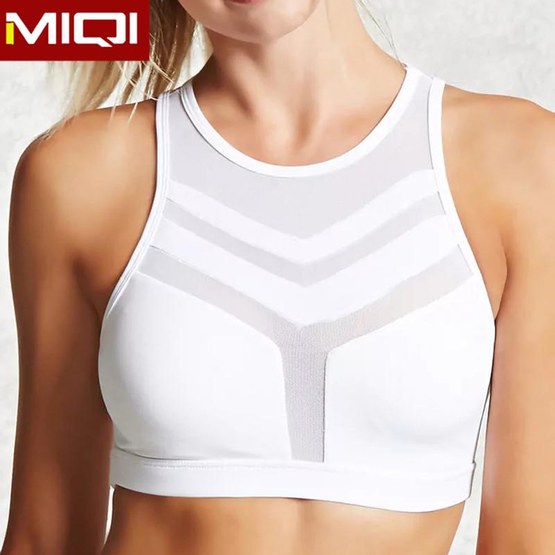 Perfect Fitting Girl Sport Wear Seamless Hot Sexy Womens Nude Sports Bra