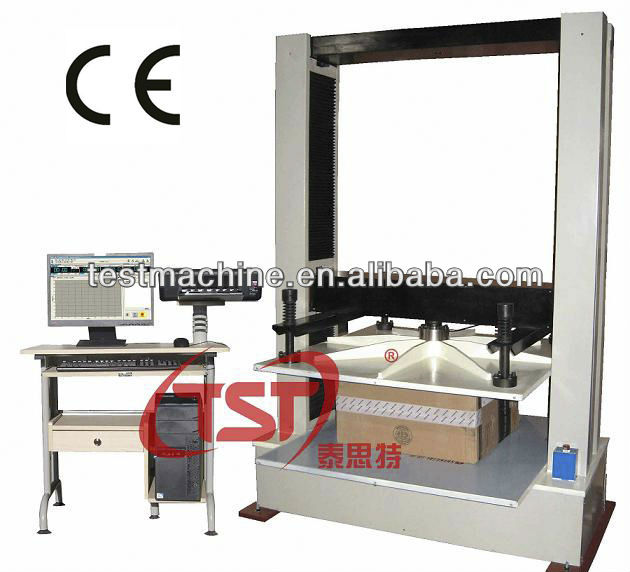 TST-20 TST-50 Carton Box Compression Tester+Cardboard Strength Testing Machine+Box Crush Tester/BCT Tester