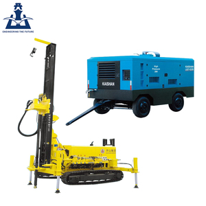 Top level best sell wagon water well drill rig