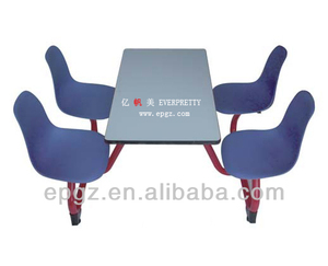 chair and table for food court,food court chairs tables, fast food table chair for food court