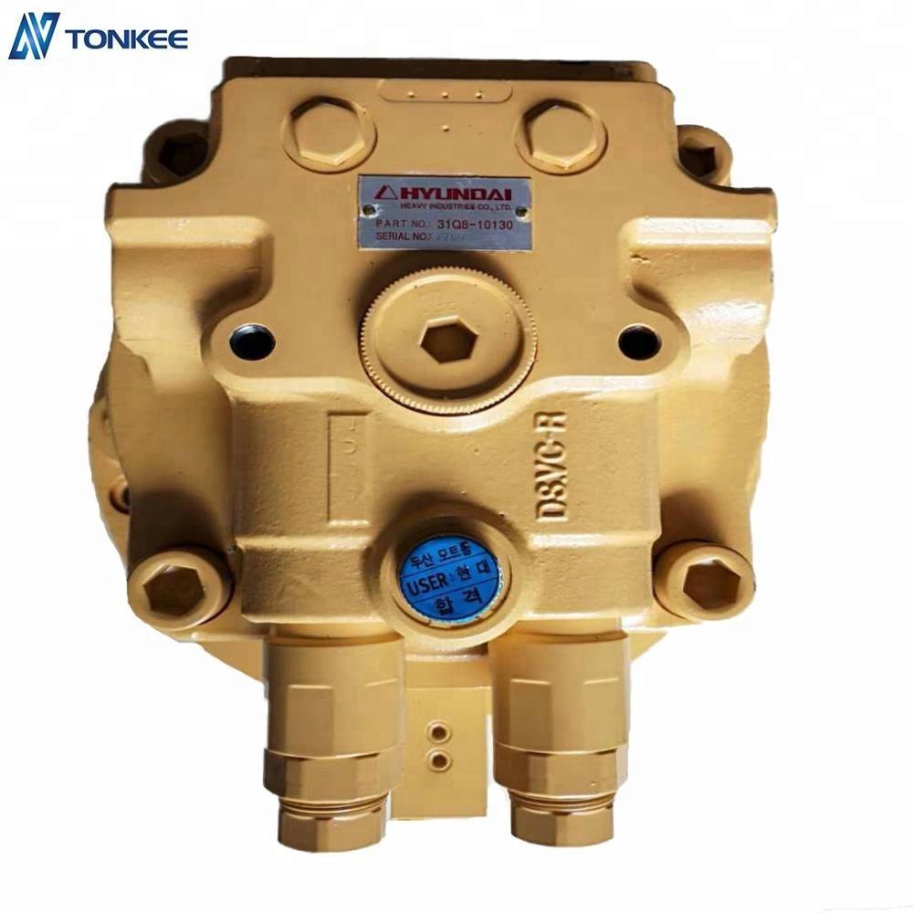 R290 swing motor assy R290-9 R290LC-9 swing motor 31Q8-10130 swing motor unit for HYUDNAI excavator