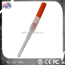 Safety Disposable piercing needles for body piercing