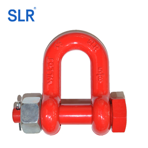 Bolt Type Alloy Dee Shackle/G8 Dee Shackle