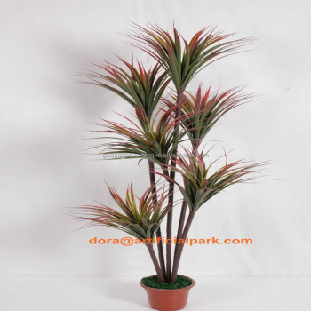 SJH012140 Fake Pot Plants Office Decorative Plants Real Looking Fake Plants
