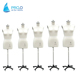 Ladies Quality Mannequin Dress Form 5 Size Tailor Rotating Mannequin Base
