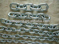 DIN 5685 Steel Chain, Long & Short Link Chain(A/C)