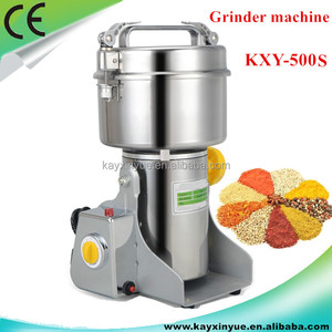 Power making grain mill,herb grinder mini flour mill KXY-500S