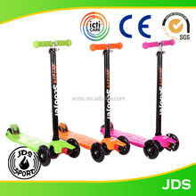 New model high quality three wheels 3 in1 5 in1 kick kids scooter