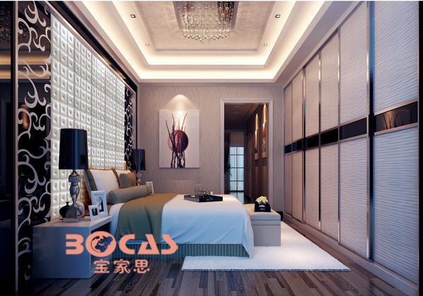 Aluminum Panle Polyurethane Decorative Wall Panel