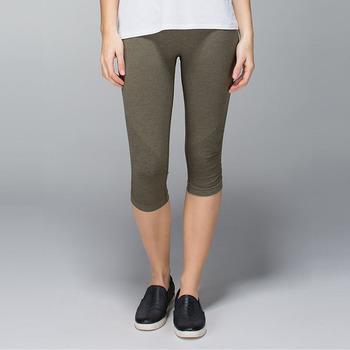 lycra capri pants - Pi Pants