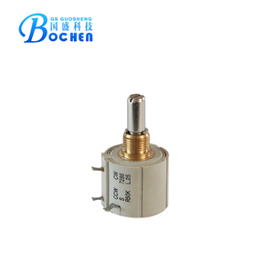 High resistance wirewound 1M ohm potentiometer 7286