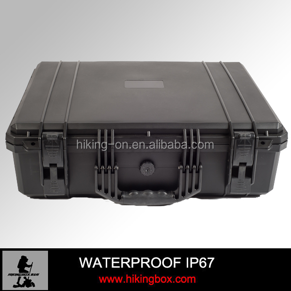 538*432*165mm Large Plastic Case, Military Tool Box, 2014 New Design