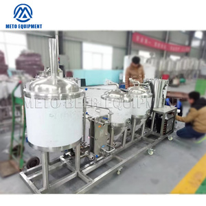 50L 100L Mini brewery machine home beer brewing equipment in fermentation system for homebrewing