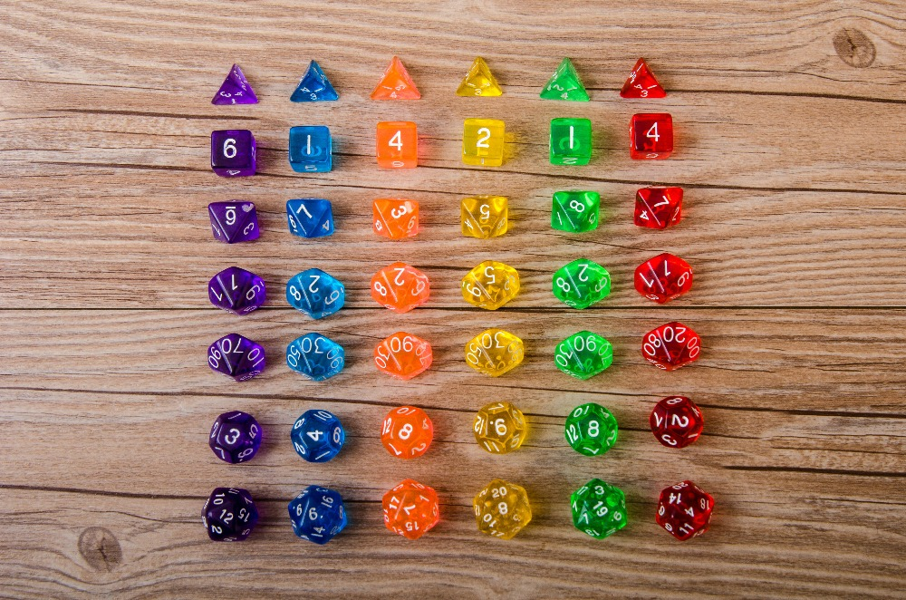Online Buy Wholesale polyhedral dice from China polyhedral ...