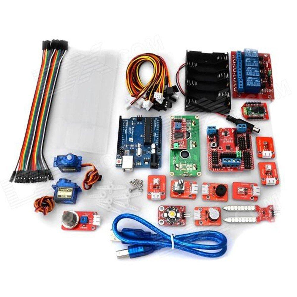 Next KEYES Zero-Based Intelligent Home Boards Kit - Deep Blue ARD0698