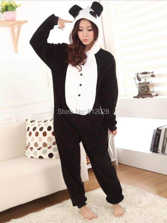 Замечательный мягкий комбинезон с капюшоном в виде панды. 79131335d53ca