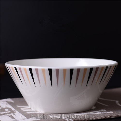 Wholesale Cheap European Ceramic Cereal Bowl