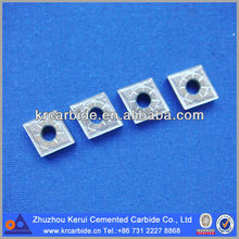 cnc solid face mill insert