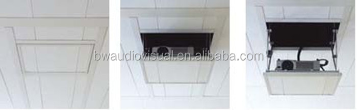 Projector Hidden Device Motorized Lift For Meeting System