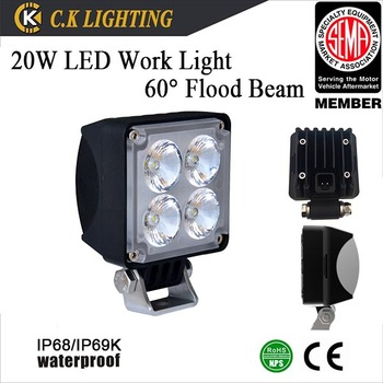 Super Bright Led Lamp 4x4 Car 4wd Mini Wheel Loader Light - Buy 4wd ...