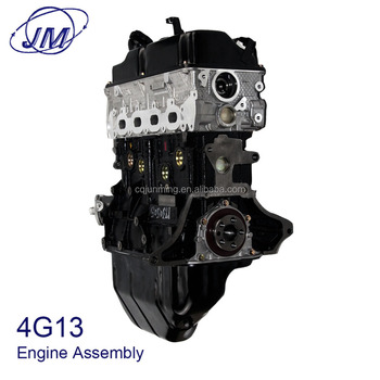 Competitive Price 4G13 auto 4 stroke engine Assembly
