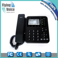 ip sip hardware phone voip reviews phone ip system with 128*64 LCD screen IP542N