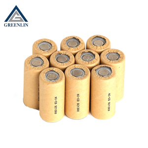 Industrial package 1.2v sc1300mah sc1500mah ni-cd rechargeable battery