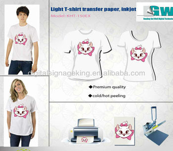 epson iron on transfer paper instructions