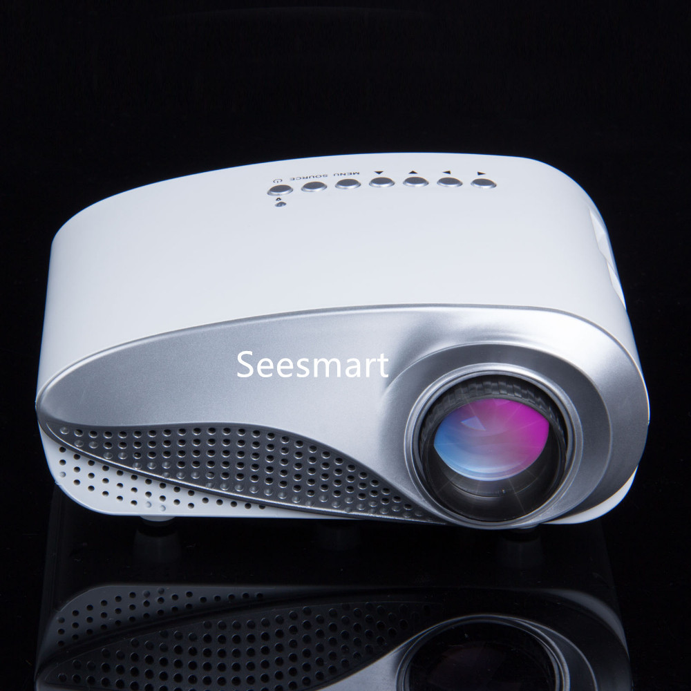 Cheap pico projector r802 lcd video projector 80 lumens for Where to buy pocket projector
