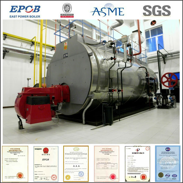 industrial gas fired steam boiler design Industrial boiler 510 likes 6 epcb new design products---electric steam generator 4 our six sets of 10ton/ gas fired steam boiler was operated stably in.