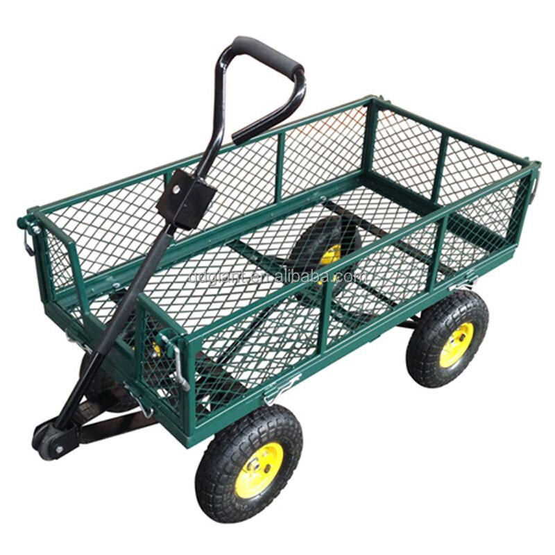 Utility Garden Cart, Utility Garden Cart Suppliers And Manufacturers At  Alibaba.com