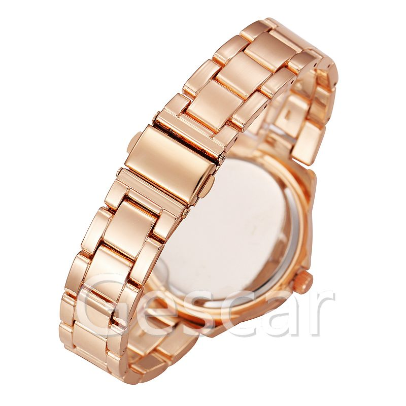 geneva-8098 high quality roman style quartz crystal wrap casual rhinestone geneva watch
