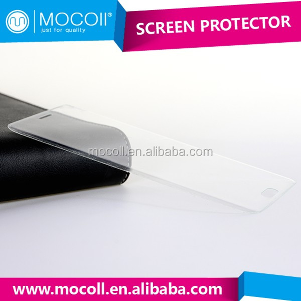 3D Round Edge Anti Shock Anti Scratch custom made tempered glass screen protector
