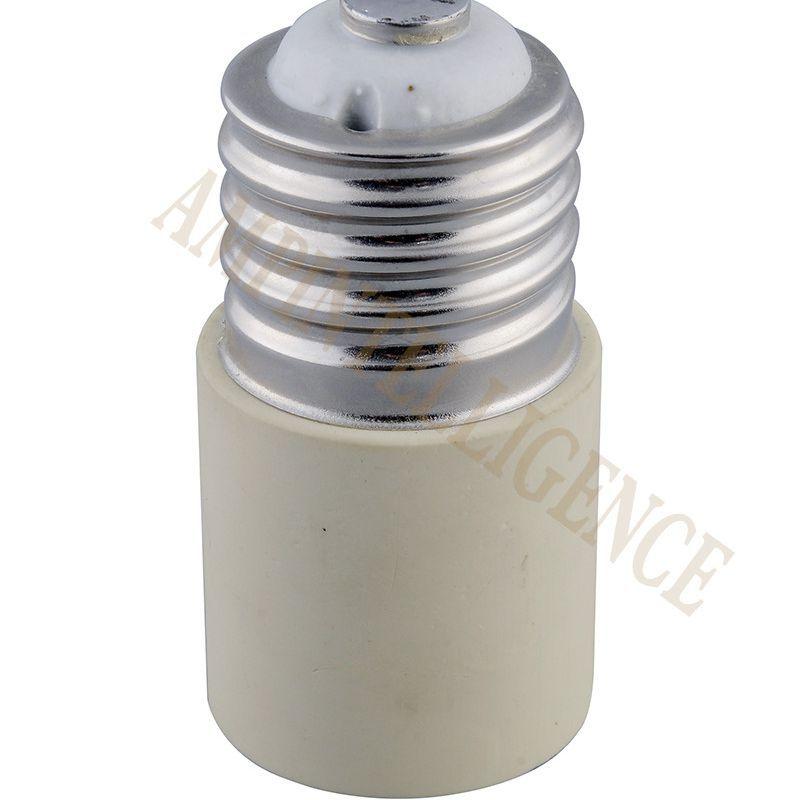 E40 To Pgz18 Adapter Hid Halogen Ceramic Lampholder Base Porcelain ...