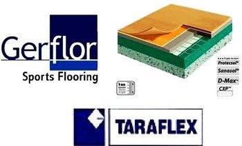 gerflor taraflex - buy gerflor taraflex sports flooring product on