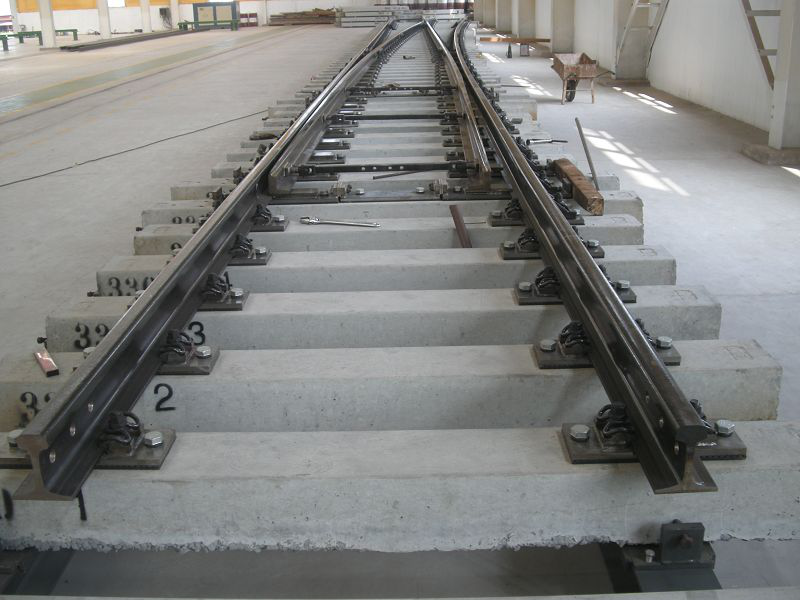how to make concrete railway sleepers