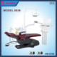 Deluxe LED sensor light dental unit dental chair/auto constant-temperature water supply system/dental light cure unit