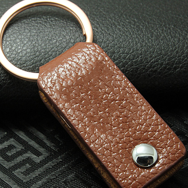 Mobile phone positioning smart keychain USB charging waist hanging anti lost car key chain for men