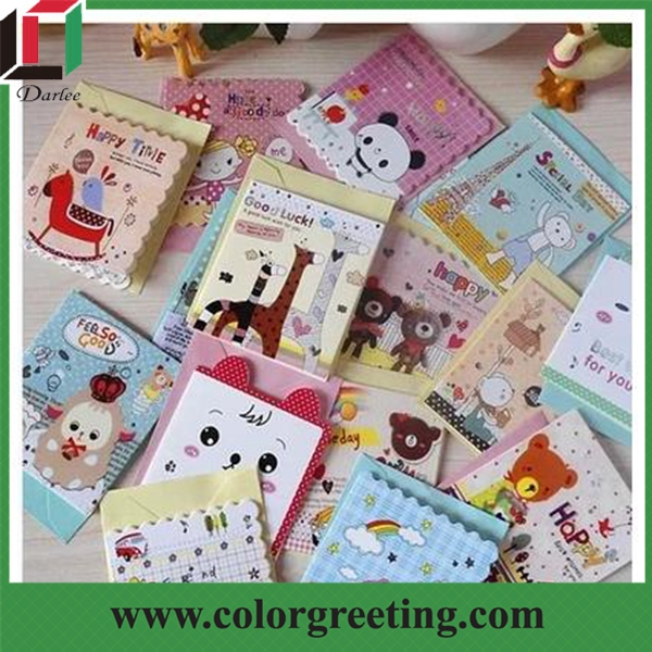 Cute Handmade Decoration Birthday Greeting Card Children Birthday – Birthday Cards Decoration