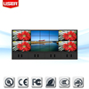 Commercial 47inch lcd video wall live station broadcast lcd advertising ultra narrow bezel screens splicing wall CE ROHS Fcc UL