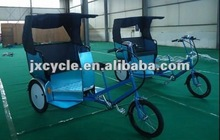 Three wheel electric vehicle