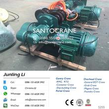 3 ton wire rope pulling electric hoist