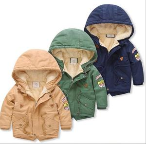 8e48b79441622 Boys Winter Jacket