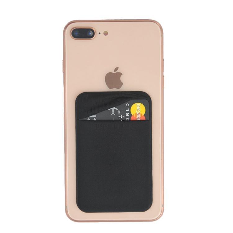 Lycra โทรศัพท์มือถือผู้ถือบัตร