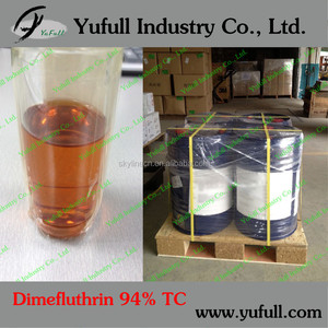 Dimefluthrin 96% TC raw material produce the mosquito coil