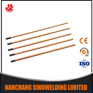 Copper Coated Carbon Arc Air Gouging Carbon Graphite Electrode