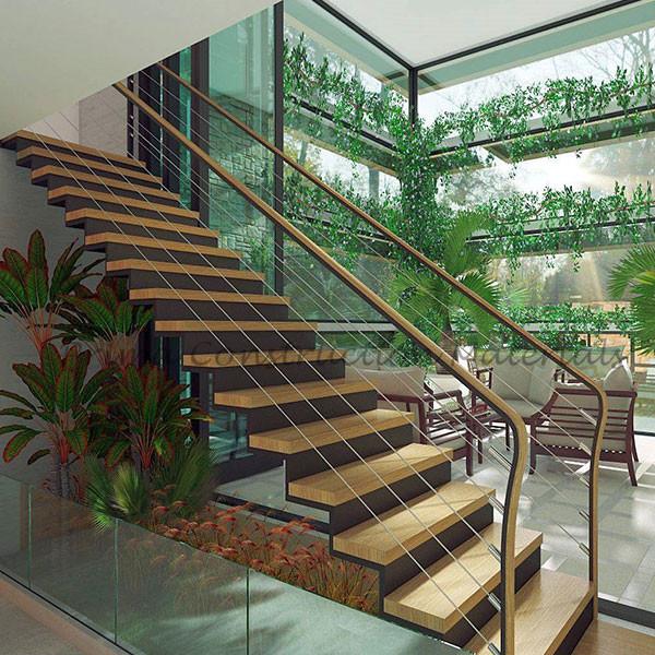 Escalera exterior dise o escaleras al aire libre escaleras - Escaleras al aire ...