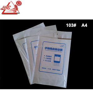 103# A4 Removable PVC Super Clear Mobile Phone Body Protective Film