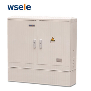 sheet metal lv distribution box cable branch box outdoor electrical cabinet