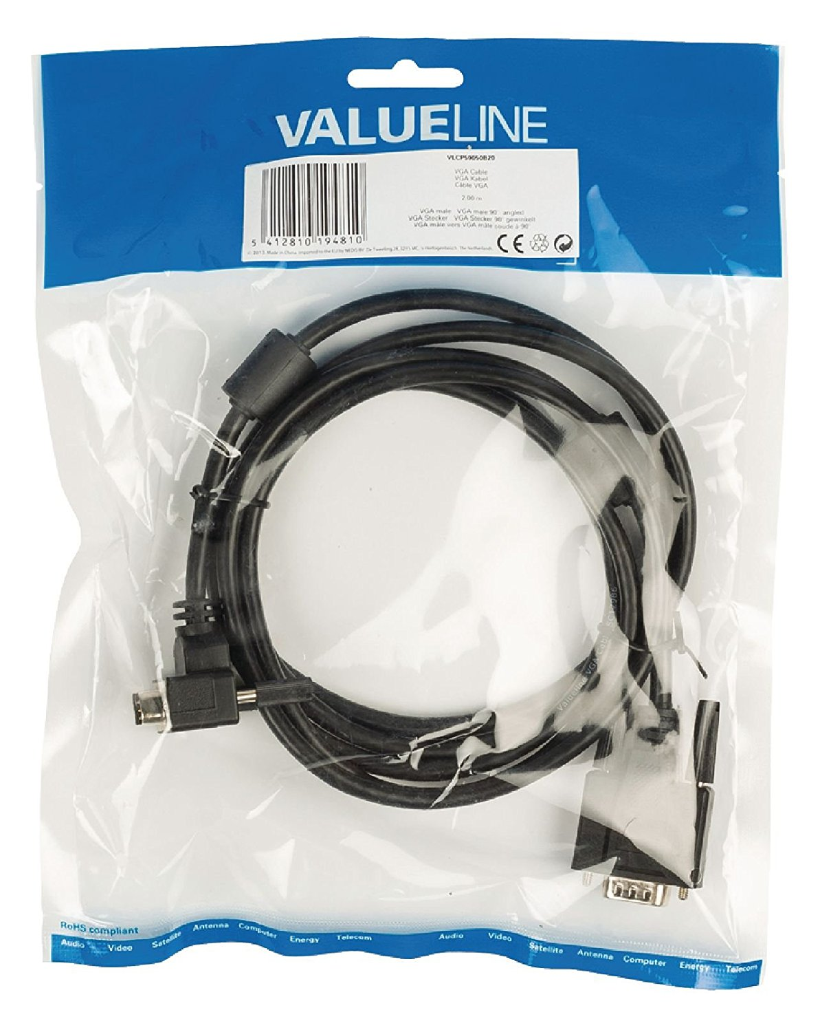 Konnekta Cable Cat5e Gray Ethernet Patch Cable 14 Foot Pack of 5 Snagless//Molded Boot